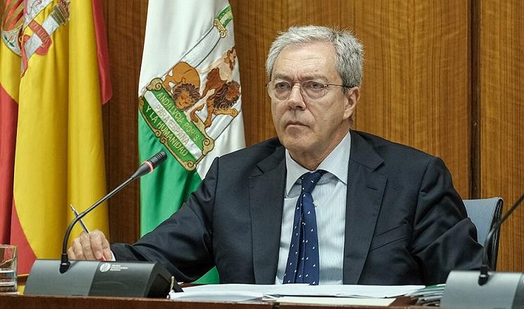 Rogelio Velasco - consejero de Economía, Conocimiento, Empresas y Universidad
